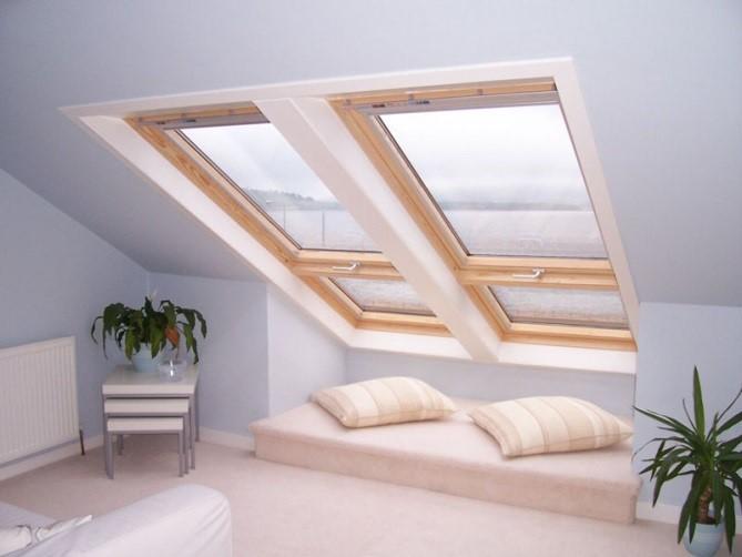 Photo Fenêtres de toit 1
