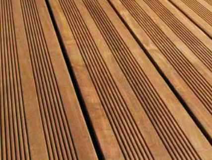 Photo Lames de terrasse bois 1
