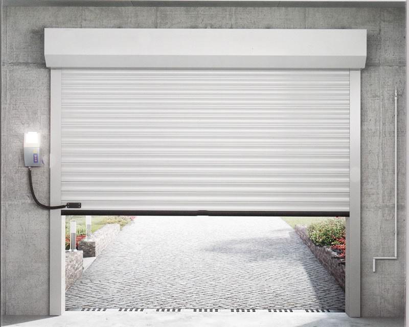Photo Portes de garage Enroulables 1