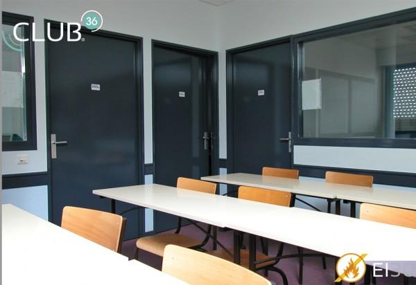 Photo Les Portes acoustiques 1