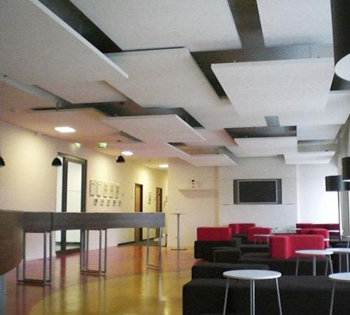 Photo Plafond acoustique 1