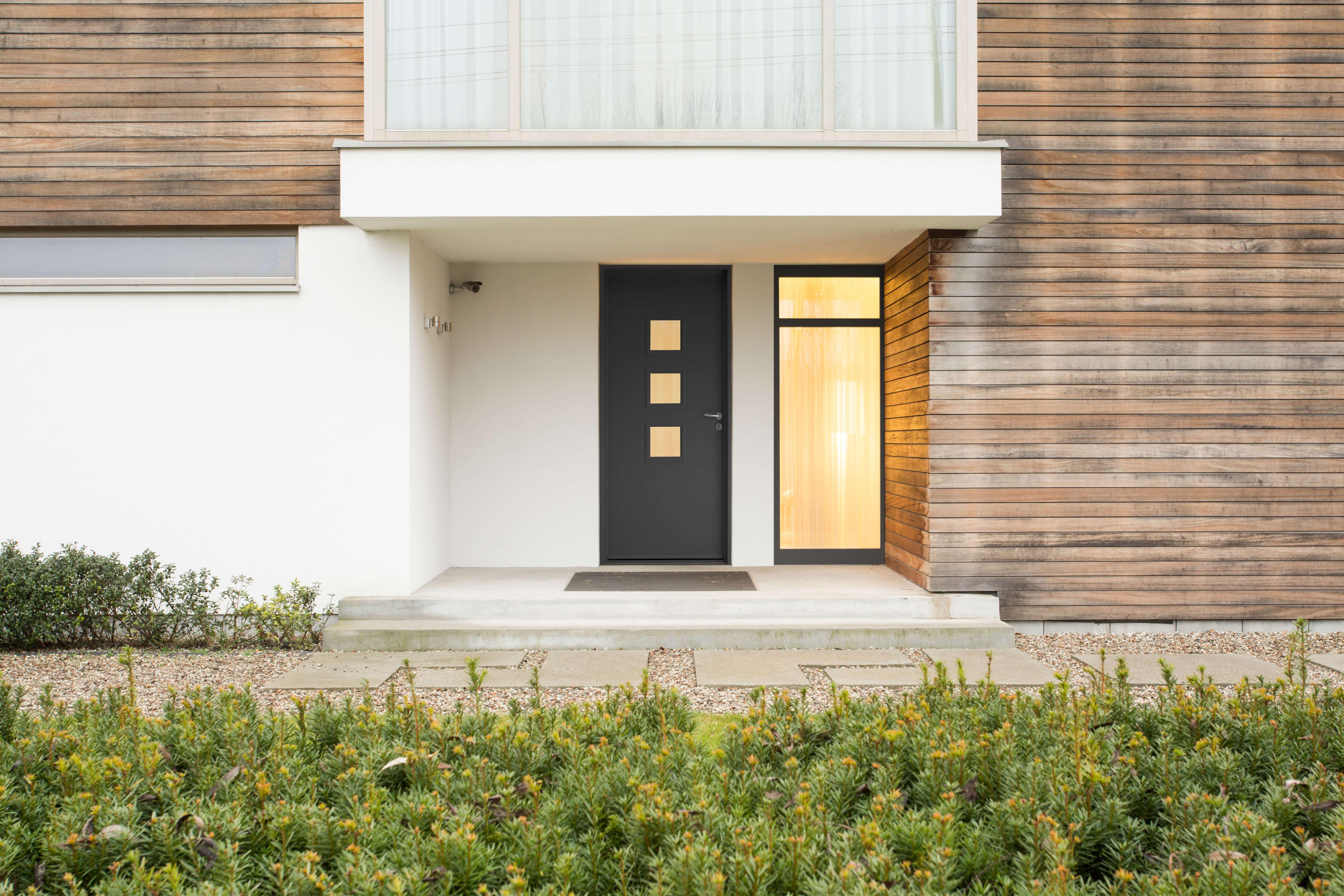 Photo Portes d'entrée acier 2