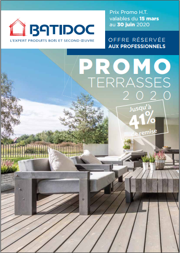 Promo terrasses 2020 - Batidoc Page 1